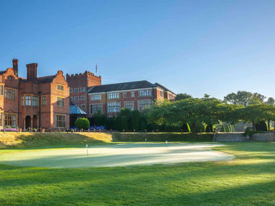 Hanbury Manor Golf and Country Club