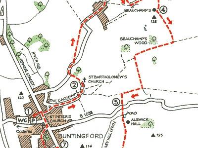 AA Buntingford Walk